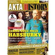 Akta History revue - vydávání titulu bylo ukončeno - Elektronický časopis