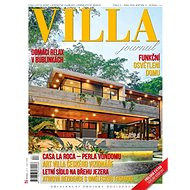 Villa Journal - vydávání titulu bylo ukončeno - Digital Magazine