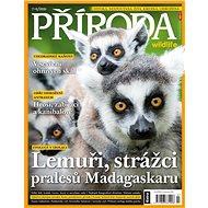 Příroda Wildlife - vydávání titulu bylo ukončeno - Elektronický časopis