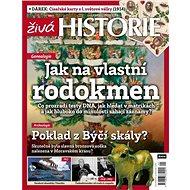 Živá histórie - Elektronický časopis