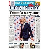 Lidové noviny - Noviny