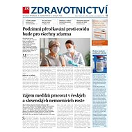 Ze zdravotnictví + PROFI Medicína - Elektronický časopis