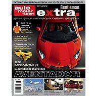 Auto motor a sport extra Gentleman - Elektronický časopis