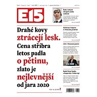 E15 - Elektronické noviny
