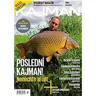 Kajman - vydávání titulu bylo ukončeno - Digital Magazine