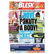 Blesk - Electronic Newspaper