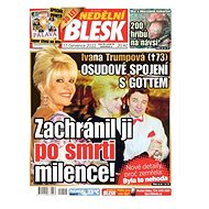 Nedělní Blesk - Elektronický časopis