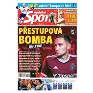 Nedělní Sport - Elektronický časopis