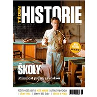Týden Historie - vydávání titulu bylo ukončeno - Elektronický časopis