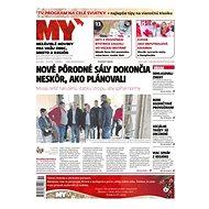 MY Noviny stredného Považia - Elektronické noviny