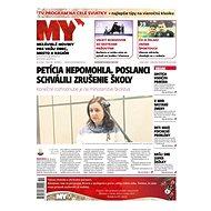 MY Hornonitrianske noviny - Elektronické noviny