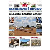 MY Bardejovske noviny - 16/2018 - Elektronický časopis
