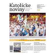 Katolícke noviny - 33/2019