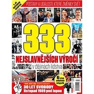 Epocha Extra - edice Slavná výročí - Elektronický časopis