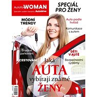 AutoforWoman - speciál pro ženy - Elektronický časopis