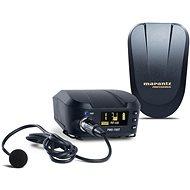 Marantz Proffesional PMD-750 - Mikrofón pre fotoaparát