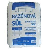 MARIMEX Soľ bazénová 25 kg - Soľ