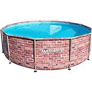MARIMEX Florida TEHLA 3.66 × 0.99 m bez príslušenstva - Bazén