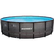 MARIMEX Bazén Florida 4,88 × 1,22 m RATAN - Bazén