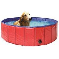 MARIMEX Bazén pre psov skladací 120 cm - Bazén