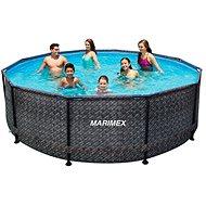 MARIMEX Florida RATAN 4.57 × 1.32 m - Bazén