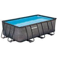 MARIMEX Florida Premium Ratan 2.00 × 4.00 × 1.22 m bez príslušenstva - Bazén