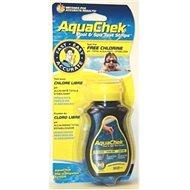 MARIMEX Pásy testovacie AquaChek 4v1 Yellow 50 ks - Tester