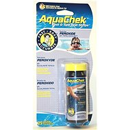 MARIMEX pásy testovacie AquaChek Peroxide 3v1 25 ks - Tester