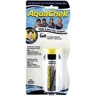 MARIMEX Pásy testovacie AquaChek Salt 10 ks - Tester