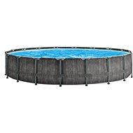 MARIMEX Florida Premium Greywood PRISM 4,57x1,22 m + filtrácia a príslušenstvo - Bazén