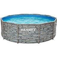 MARIMEX Florida 3,05 × 0,91 m KAMEŇ - Bazén