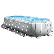 Intex Florida Premium ovál PRISM 3,05 × 6,10 × 1,22 m + KF 5,7 vr. prísl. – 26798NP - Bazén