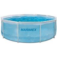 MARIMEX Florida 3,05 × 0,91m TRANSPARENTNÝ bez prísl. - Bazén