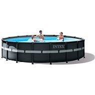 Intex Florida Premium Grey ULTRAXTR 5,49 × 1,32 m + PF Sand 4 vr. prísl. – 26330 - Bazén