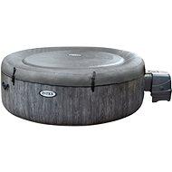 Intex Bazén vírivý nafukovací Pure Spa – Bubble Greywood Deluxe 4 – Intex 28440