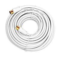 Mascom anténny kábel 7173-075EW, 7,5 m - Koaxiálny kábel