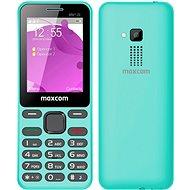 Maxcom Classic MM139 Blue-green - Mobile Phone