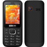 Maxcom MM142 čierny - Mobilný telefón