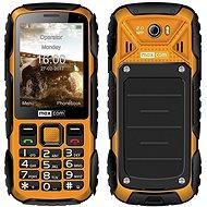 Maxcom MM920 žltý - Mobilný telefón