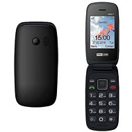 Maxcom MM817 Black - Mobile Phone