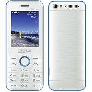MAXCOM MM136 bielomodrý - Mobilný telefón