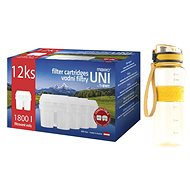 MAXXO UNI filtre 12 ks + športová fľaša - Filtračná kanvica