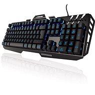 Hama uRage Cyberboard Premium Gaming CZ+SK - Herná klávesnica