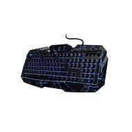 Hama uRage Illuminated2 CZ + SK - Herná klávesnica