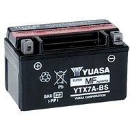 Motobatéria YUASA YTX7A-BS, 12 V, 6 Ah - Motobatéria