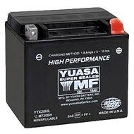 Motobatéria YUASA YTX20HL-BS, 12 V, 18 Ah - Motobatéria