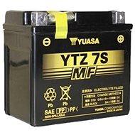 Motobatéria YUASA YTZ7S, 12 V, 6 Ah - Motobatéria