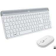 Logitech Slim Wireless Combo MK470 US - Set klávesnice a myši