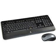 Logitech Wireless Combo MK520 CZ - Set klávesnica a myš