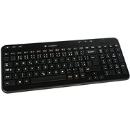 Logitech Wireless Keyboard K360 CZ
